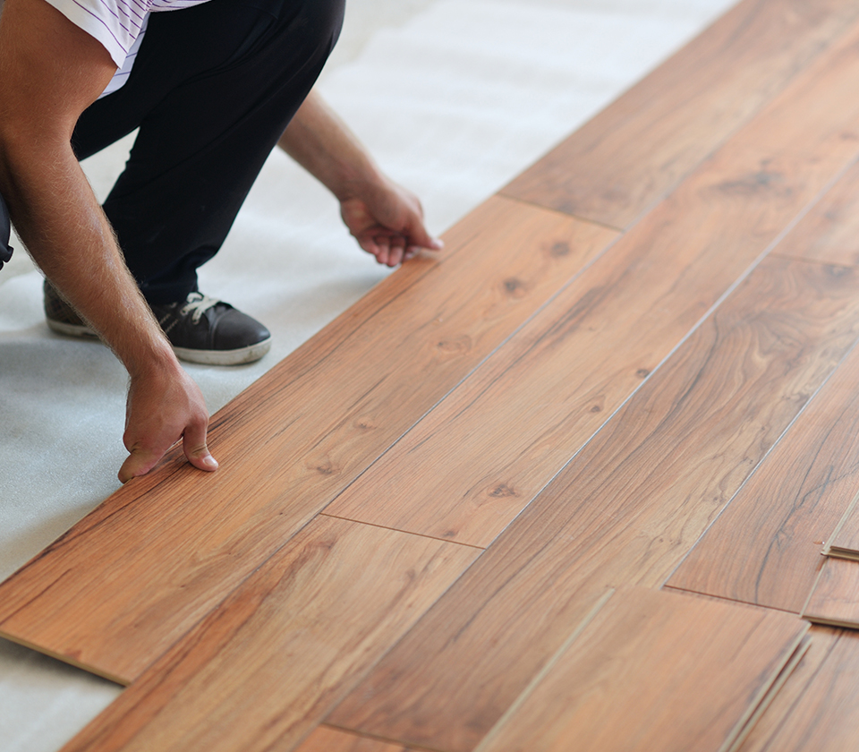Clean Tile Floors with Vinegar
